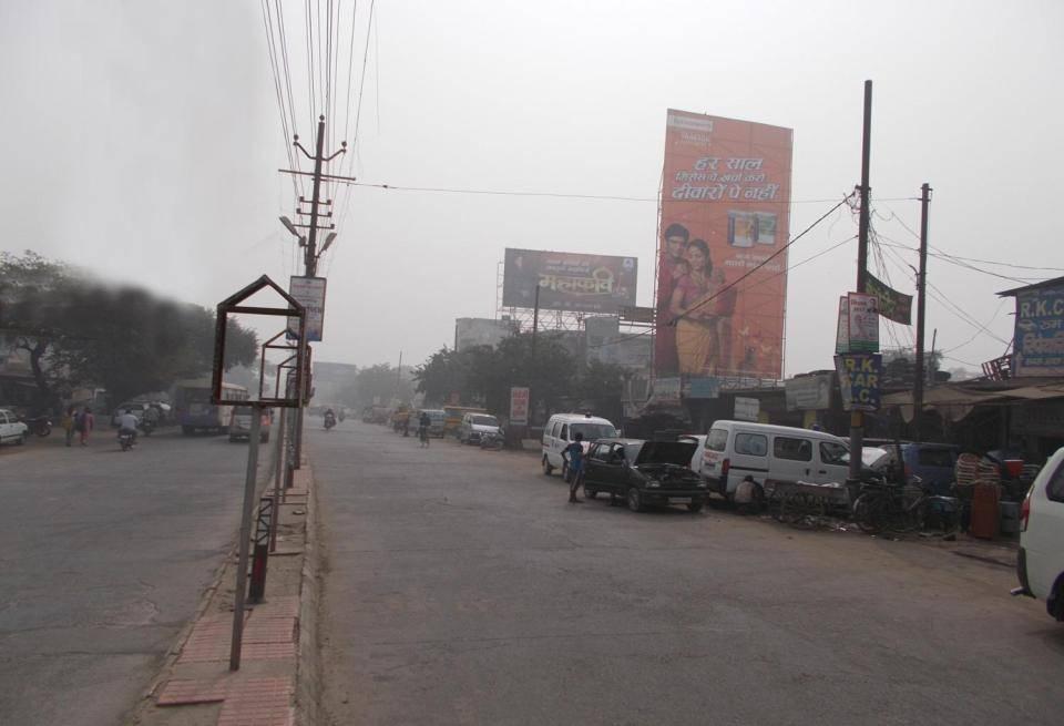 Rooftop kankali Bhuteshwar Road, Mathura