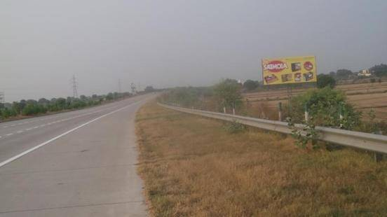 Yamuna Express way, Mathura