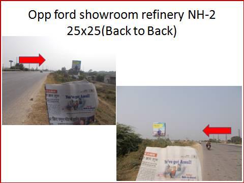 Opp Ford Showroom Refinery Nh-2, Mathura