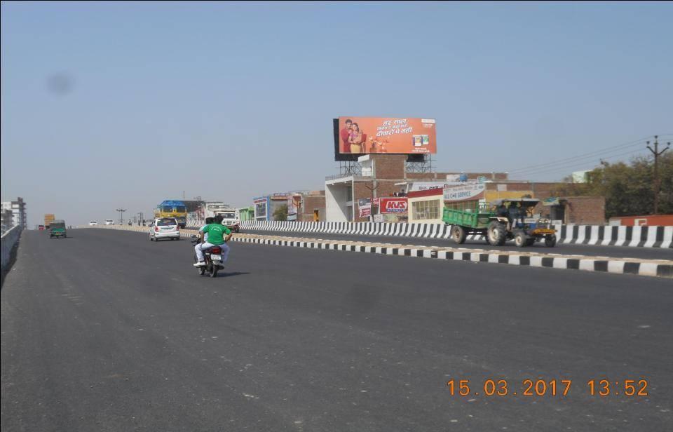 Goverdhan Chauraha Flyover, Mathura
