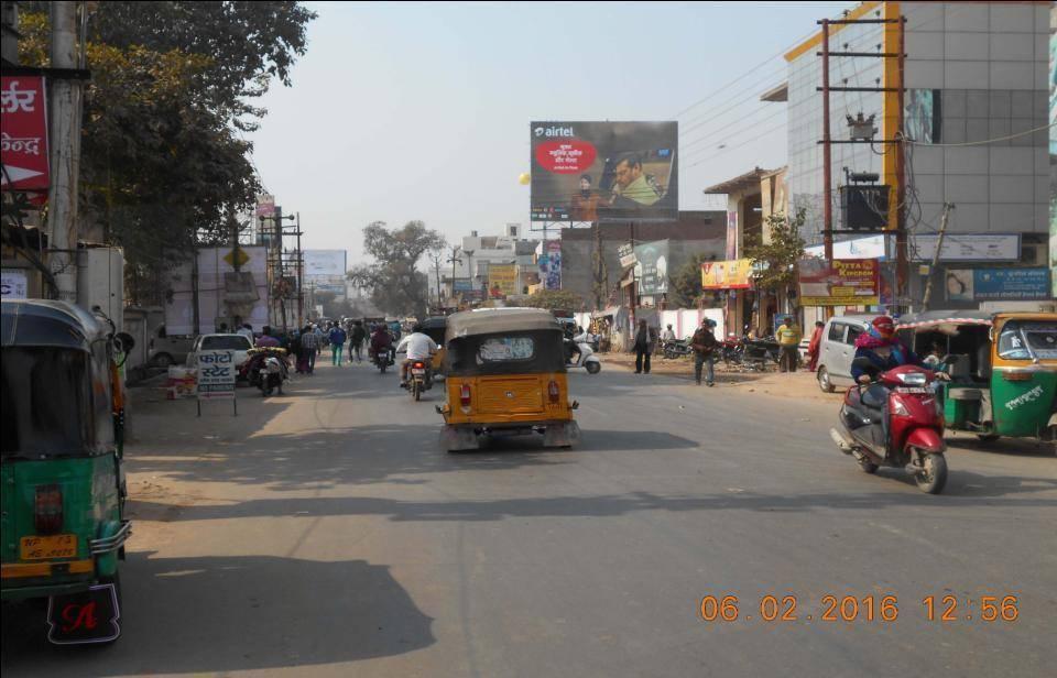 Krishna Nagar  Chauraha, Mathura