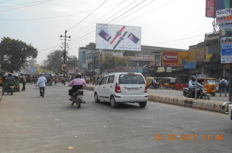 New bus stand, Mathura