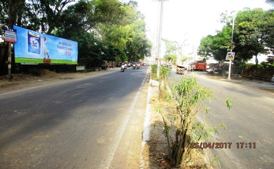 Bhopa Bus stand, Muzaffarnagar