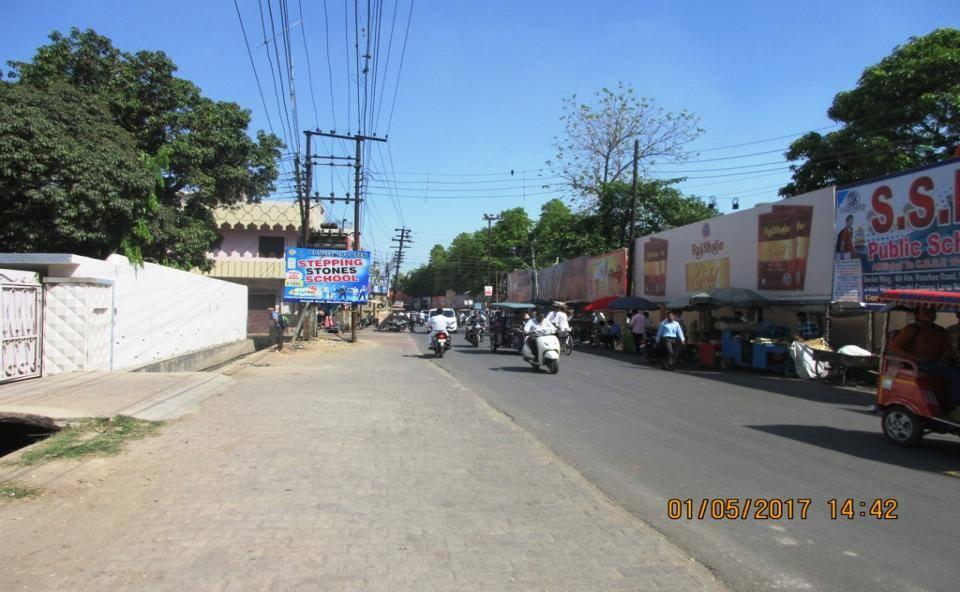 Saket, Ansari Road, Muzaffarnagar