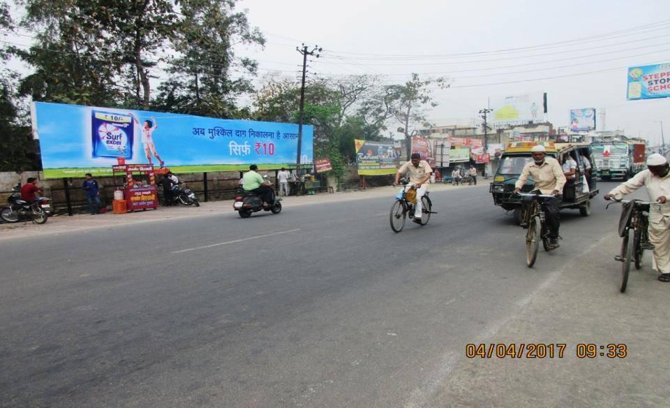 Jansath Bus Stand, Muzaffarnagar