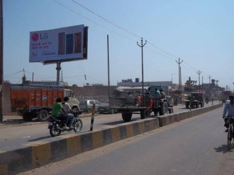 Bus Stand, Main Chowk, Sambhal