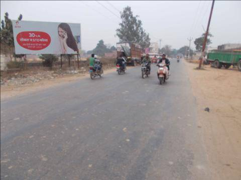 Chandousi Road, Near Petrol Pump, Sambhal