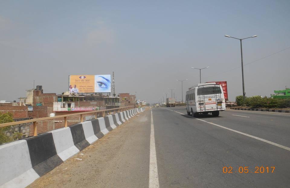 Delhi Road Pakbada, Moradabad