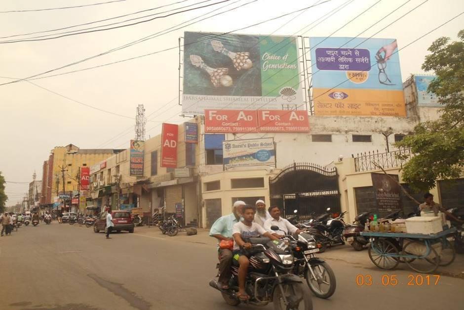 Prince Road, Wajid Nagar, Moradabad