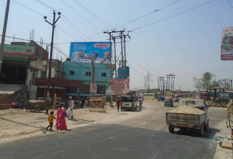 Hanuman Murti, Moradabad
