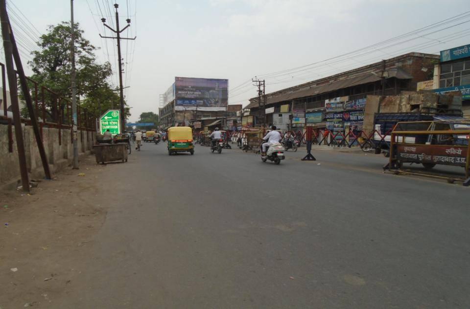 Opp. Railway Station, Moradabad