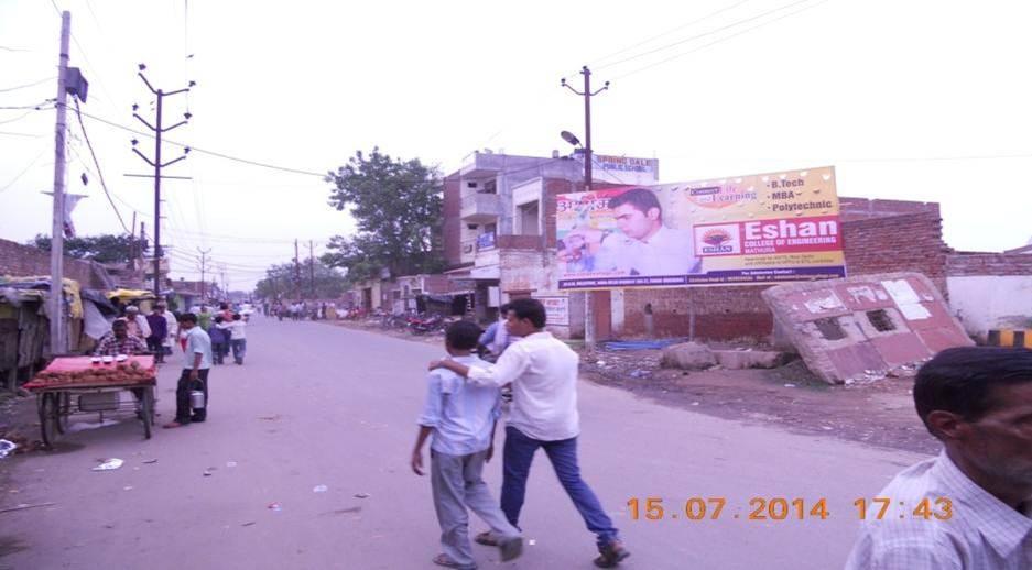 Jalesar Road, Firozabad