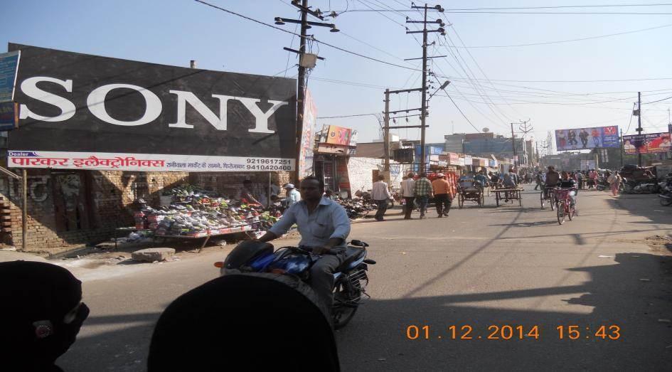 Main Market, Firozabad