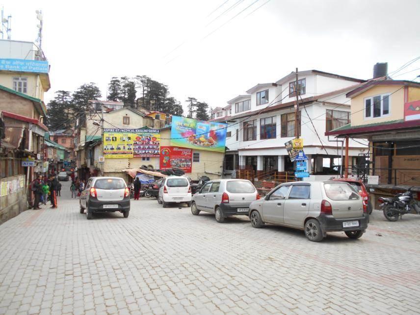Kasumpati Chowk, Shimla