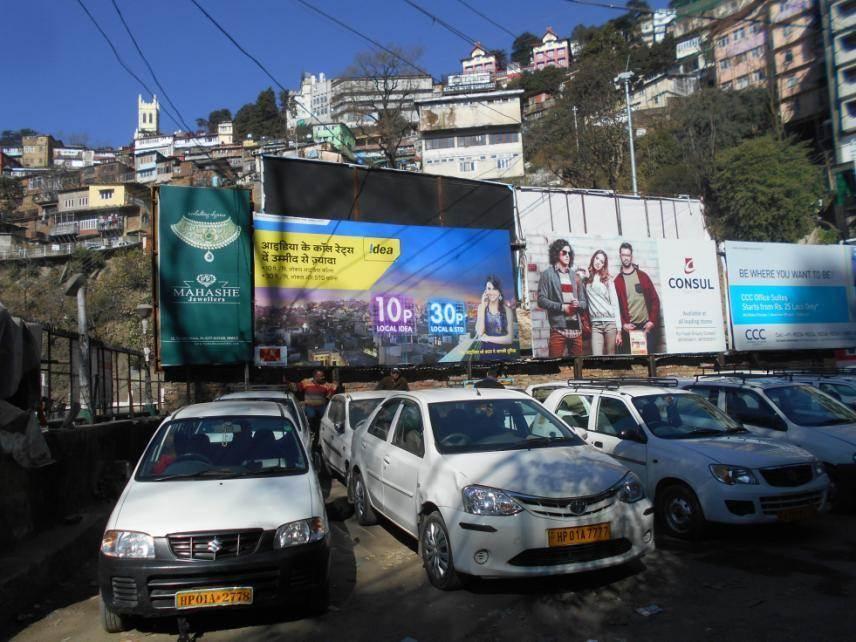 Lift Parking, Shimla