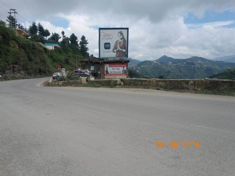 Hatti Nr Nangal Devi, Shimla