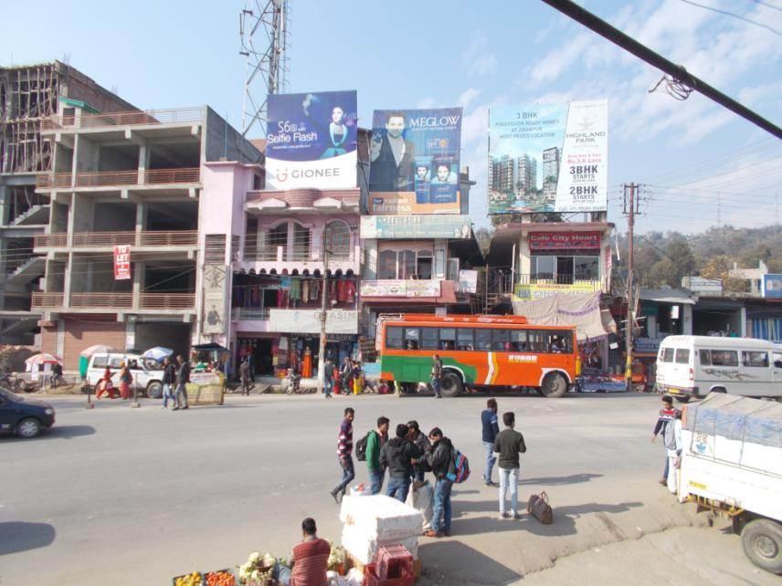 Ner Chowk, Manali