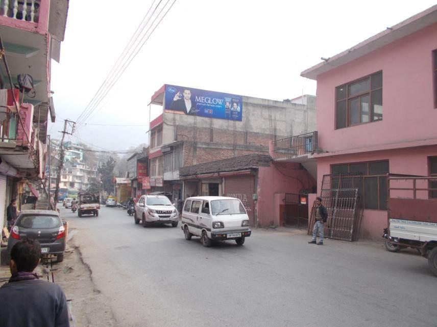 Kullu Market, Manali