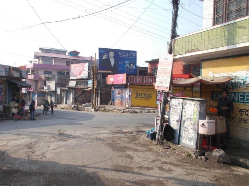 Joginder Nagar Chowk, Amb