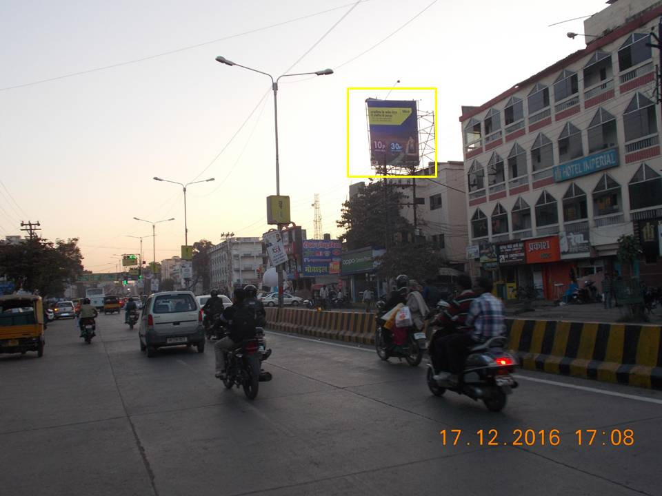 Shastri Bridge Crossing, Jabalpur