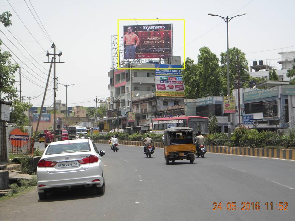 Madan Mahal Near Sudarshan Motors, Jabalpur