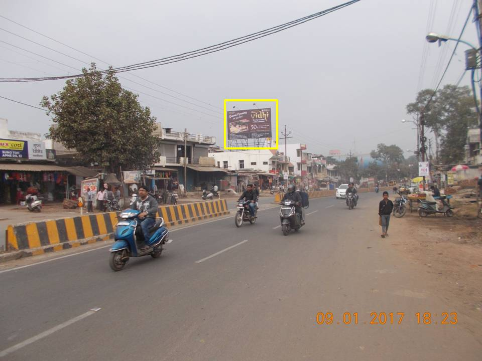 Narmada Road, Jabalpur