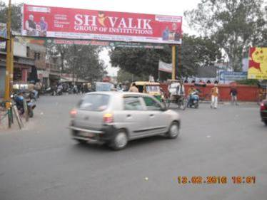 M.G Road Collectorate Crossing, Agra