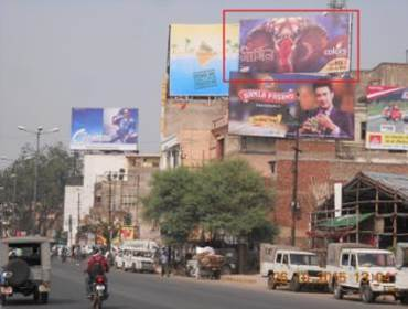 M.G Road Dhakran Crossing, Agra