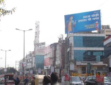 M.G Road Anjana Cinema, Agra