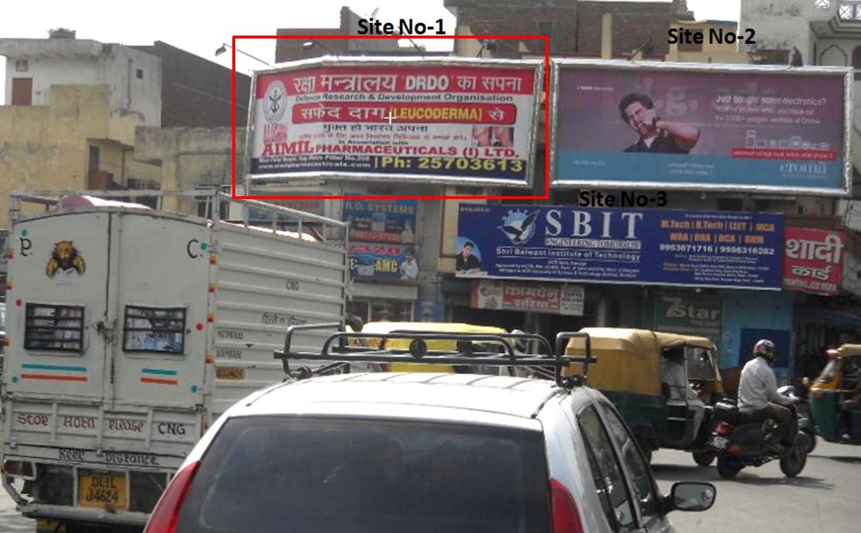 Ashok Vihar T-Point Near water Tank, Delhi