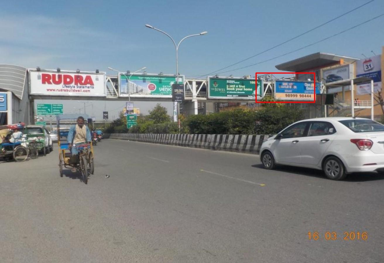FOB At Sector 18 GIP, Noida