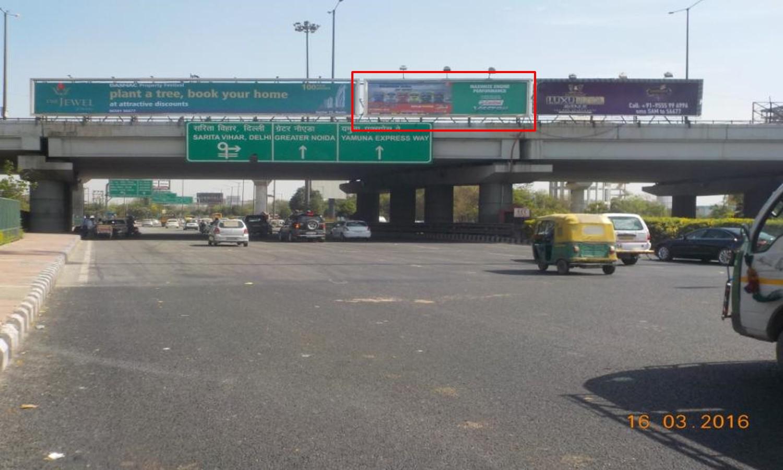 Bridge Panel At Mahamaya Flyover, Noida