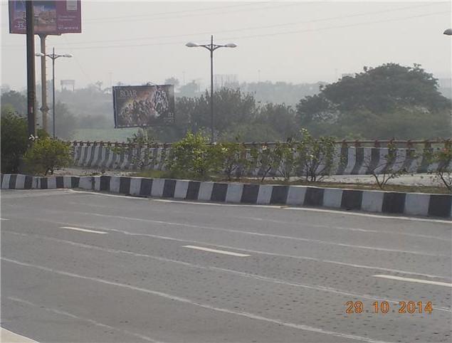 At Mayur Vihar, Delhi