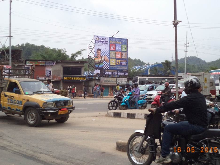 NH Lokhra Tiniali, Guwahati