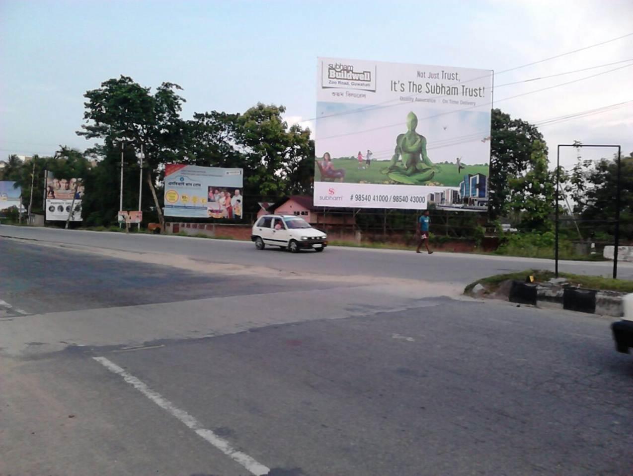 Airport Road Dharapur, Guwahati