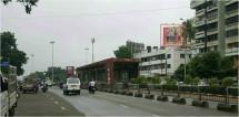 Rander Road - Near Rushabh Cross Road