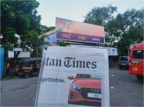 Bandra Band stand opp Taj landsend hotel