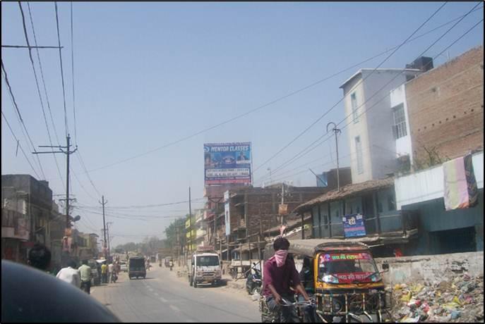 kurji Main Road To Kurji Pul, Patna