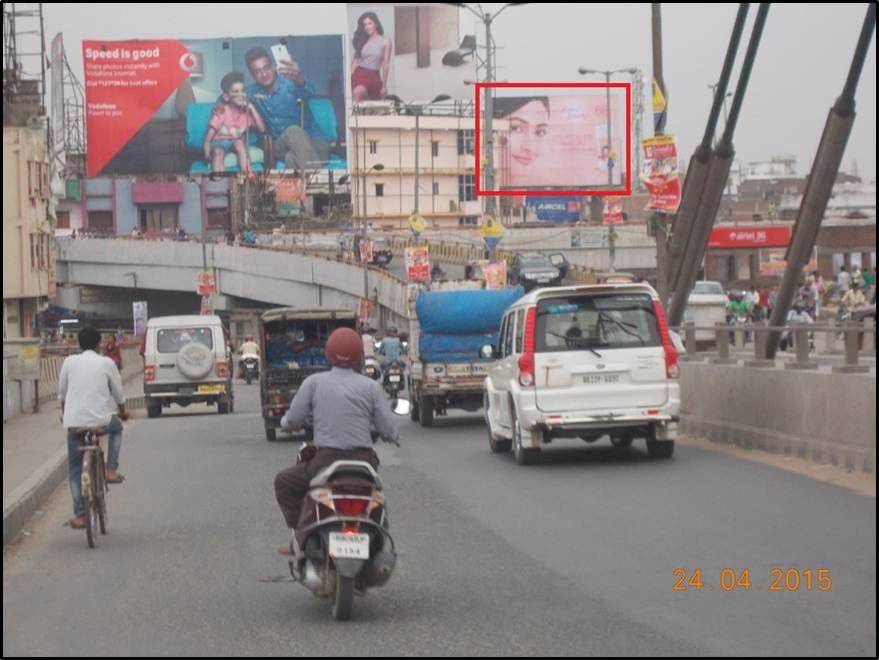 Chirayatand Over Bridge, Patna