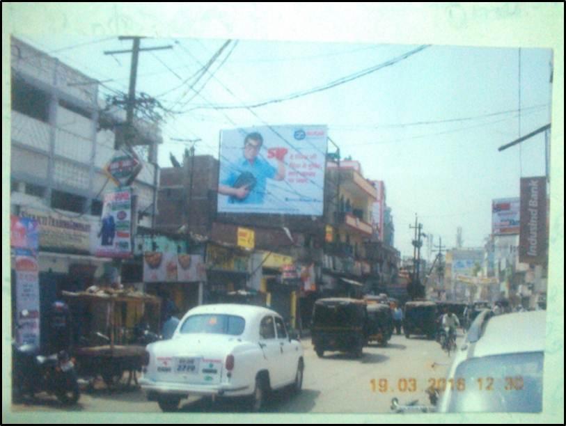 Patna khajanchi road t-point, Patna