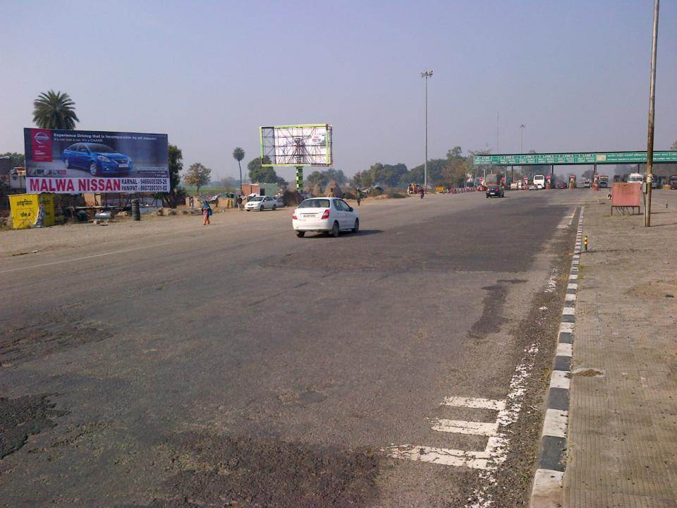 Delhi Pipli Toll, Highway