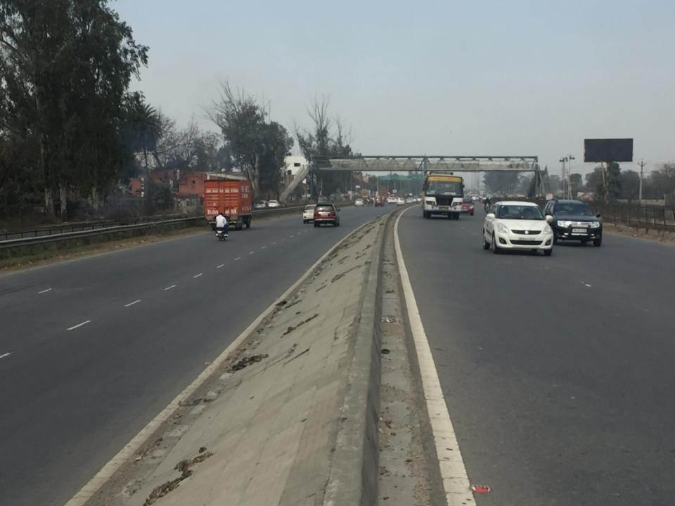 Panipat Highway, Highway