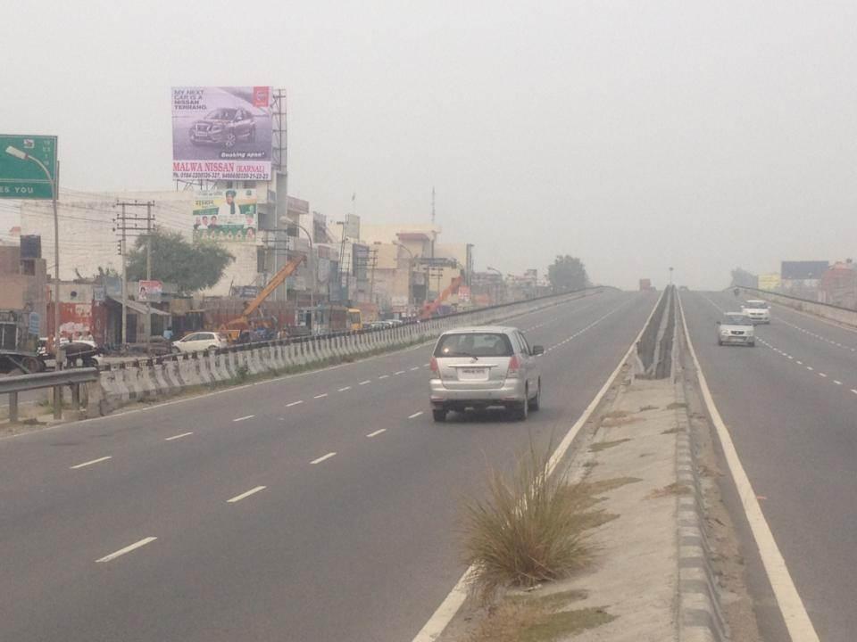 Samalkha, Highway