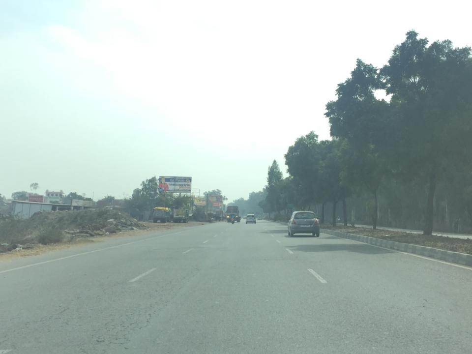 Gadi Kalan, Highway
