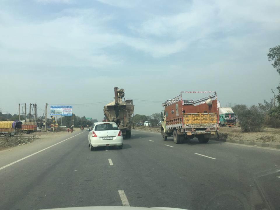 Rai Chowk, Highway