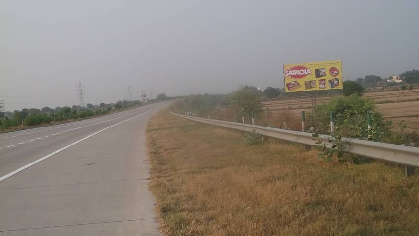 Yamuna Express way, Mathura