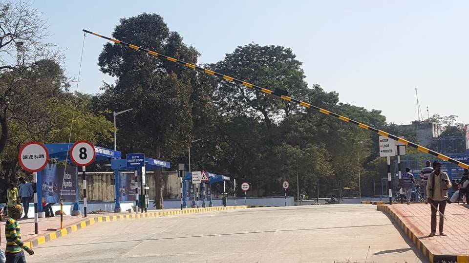 Intra City Smart Bus Terminal, Jamshedpur