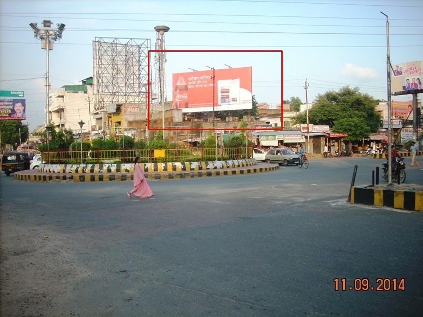 BKD Chauraha, Jhansi