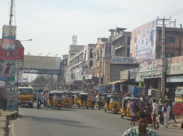 OPPOSITE NEW RTC BUS STAION ENTRANCE GATE, KURNOOL