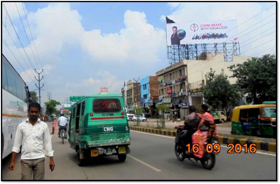 Motijheel Xing, Kanpur